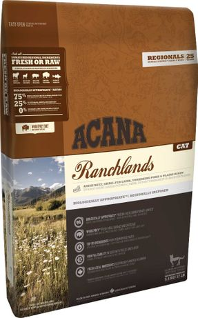 ACANA RANCHLANDS CAT